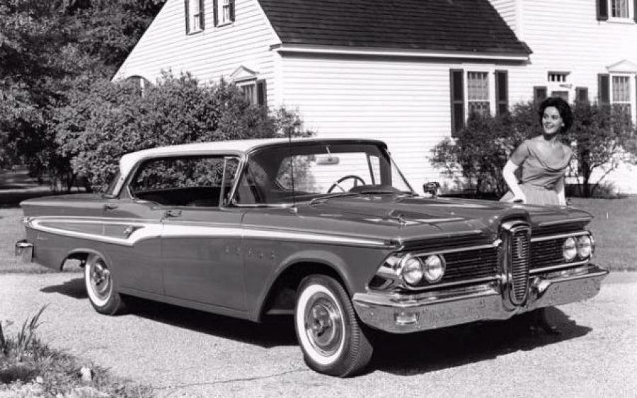 Edsel Corsair Hardtop Sedan