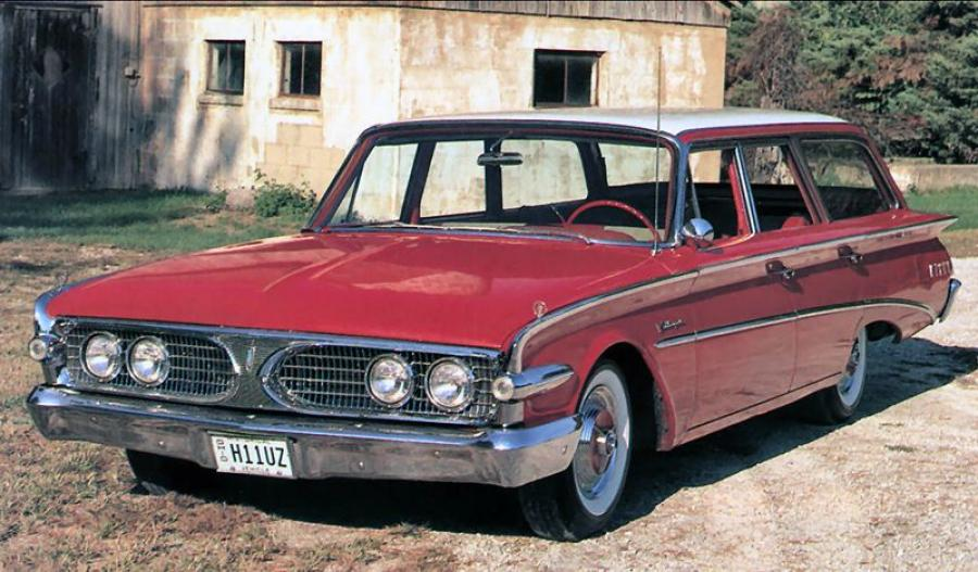 1960 Edsel Villager
