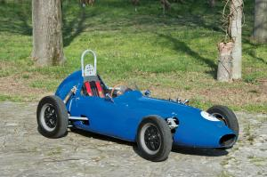 1959 Elva 100 Formula Junior Racing Car