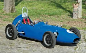 Elva 100 Formula Junior Racing Car 1959 года