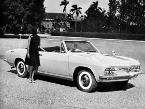 Eshelman Eagle Convertible Sports Coupe 1965 года