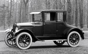 Essex Coupe 1921 года