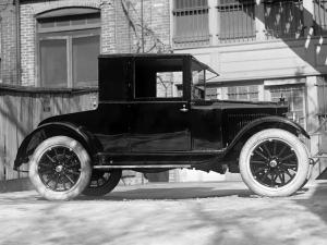 1922 Essex Coupe