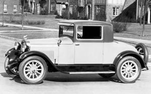 Essex 3-Passenger Coupe Rumbleseat