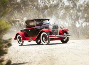 1929 Essex Challenger Speedabout Boattail Roadster by Biddle & Smart
