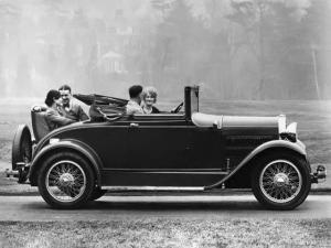 Essex Super Six Challenger Convertible Coupe '1929