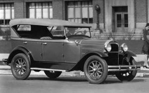 Essex Super Six Challenger Phaeton '1929