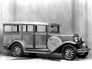 Essex Challenger Depot Station Wagon '1930