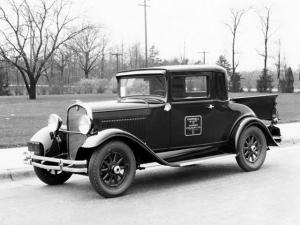 1931 Essex Super Six 4-Passenger Coupe Rumbleseat