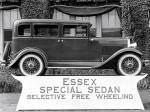 Essex Super Six Special Sedan 1931 года