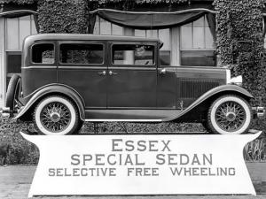 Essex Super Six Special Sedan (Series E) '1931