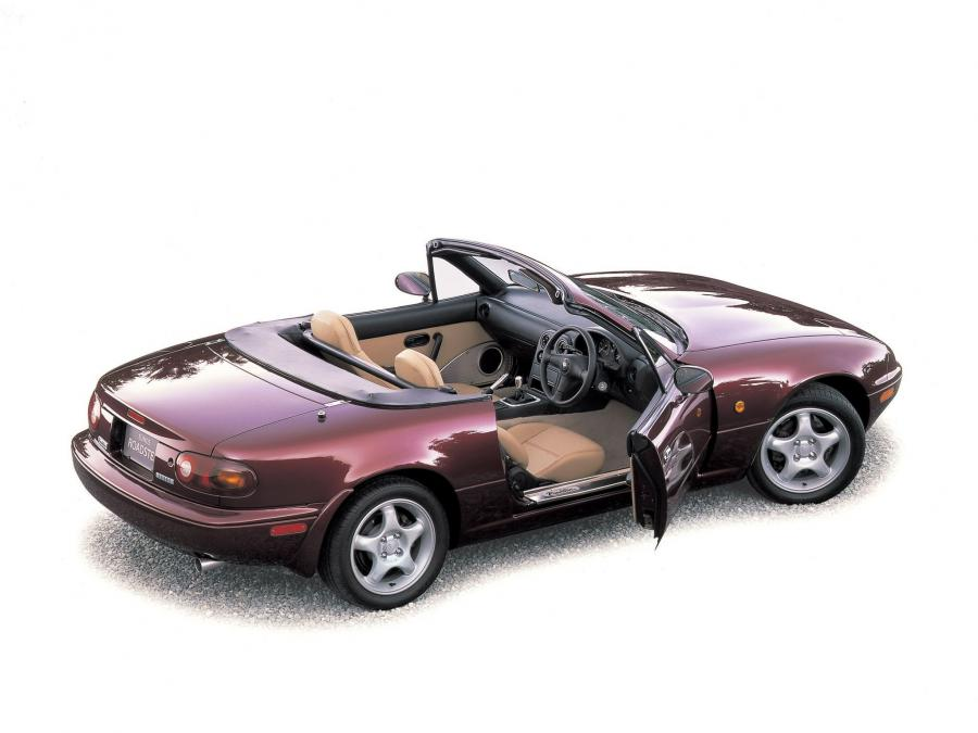 Eunos Roadster VR Limited Combination B