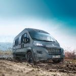 EuroCaravaning VANTourer Cross Edition 540 2017 года