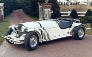 Excalibur Series I SS Roadster