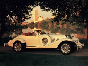 Excalibur Series IV Roadster