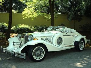 Excalibur Series VI Roadster