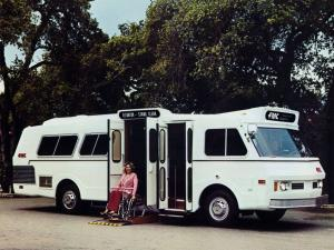 1975 FMC Totally Accessible Bus