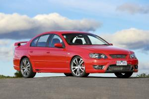 2007 FPV F6 Typhoon R-spec