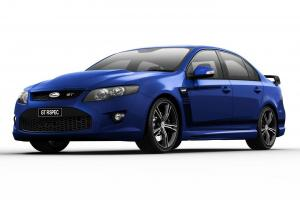 2012 FPV GT RSPEC Limited Edition Series