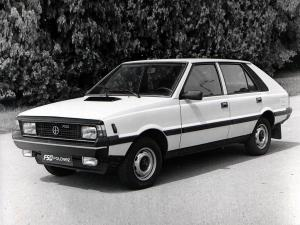 FSO Polonez Lux 1980 года
