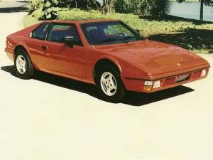 1984 Farus Beta Coupe