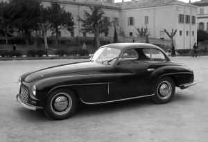 1948 Ferrari 166 Inter Coupe