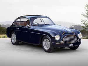 Ferrari 166 Inter Touring Berlinetta 1948 года