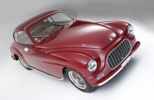 Ferrari 166 Inter Coupe Touring 1949 года