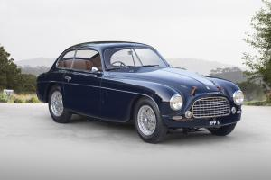 1950 Ferrari 166 Inter Berlinetta by Touring