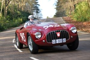 Ferrari 212 Export Barchetta 1951 года