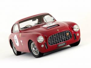 1951 Ferrari 212 Export by Ghia-Aigle