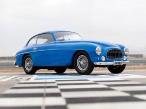 Ferrari 212 Inter Coupe by Touring 1951 года