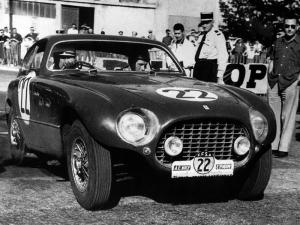 Ferrari 166 MM/53 Berlinetta 1953 года