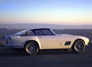 1955 Ferrari 375 MM Berlinetta Speciale