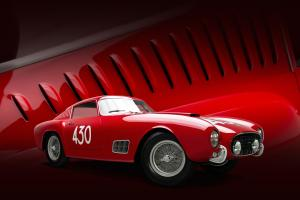 Ferrari 250 GT Berlinetta Tour de France (14 Louvre) 1956 года