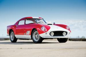 1958 Ferrari 250 GT LWB Tour de France Berlinetta