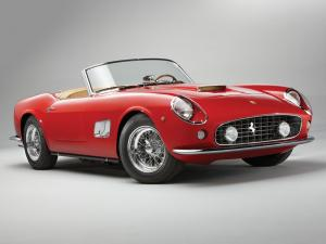 1960 Ferrari 250 GT California Spyder Passo Corto (Covered Headlight)