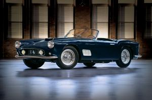 Ferrari 250 GT California Spyder Passo Corto (Open Headlights) 1960 года