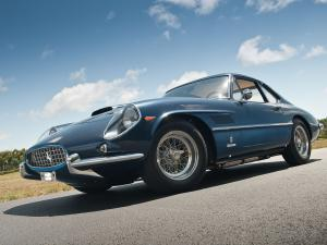 1961 Ferrari 400 Superamerica Coupe Aerodinamico (Covered Headlights)