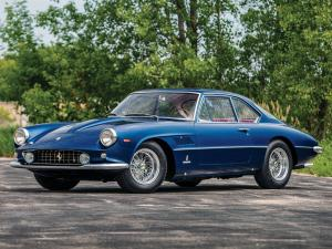 Ferrari 400 Superamerica Coupe Aerodinamico (Open Headlights) 1962 года