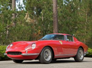 Ferrari 500 Superfast 1965 года