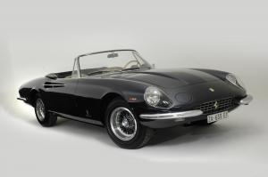Ferrari 365 California 1966 года