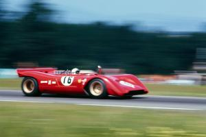 1968 Ferrari 612 Can-Am