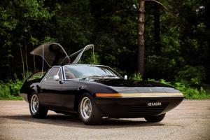 1975 Ferrari 365 GTB/4 Panther Shooting Brake