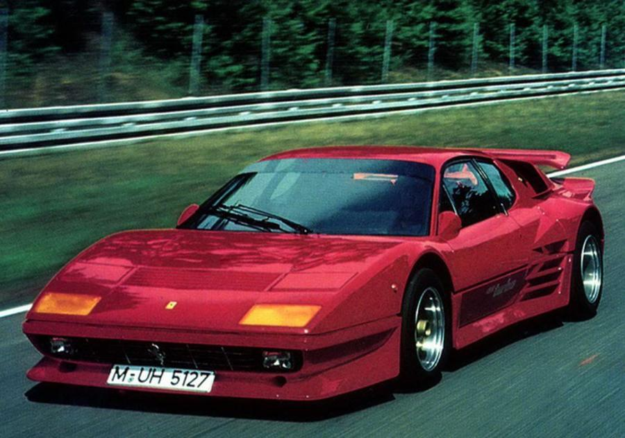 Ferrari 512 BBi Twin Turbo Koenig