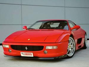 Ferrari F355 Berlinetta by Imola Racing 1994 года