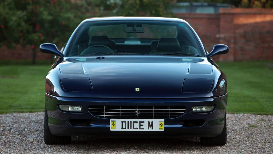 1996 Ferrari 456 GTA (UK)