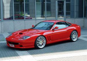 1996 Ferrari 550 Maranello by Imola Racing