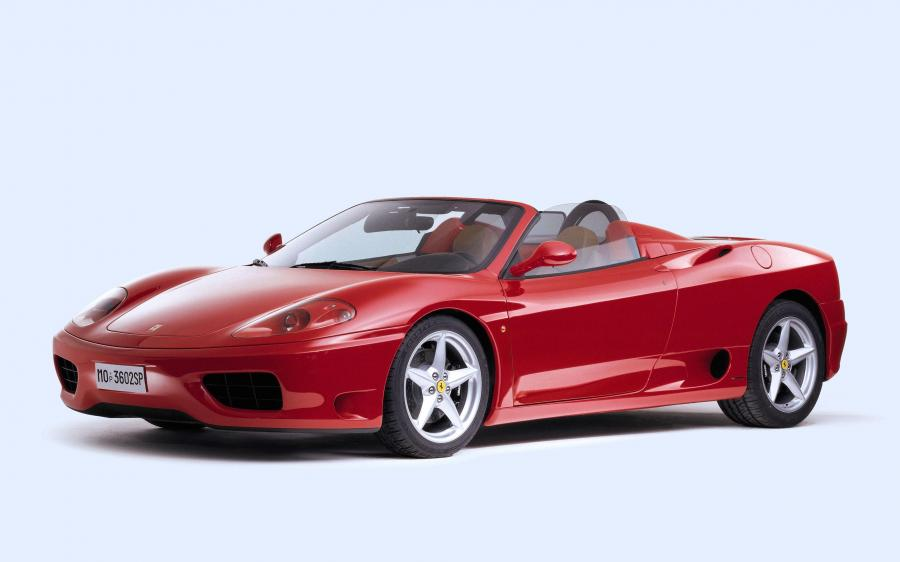 Ferrari 360 Spider (WW) '2000 - 05