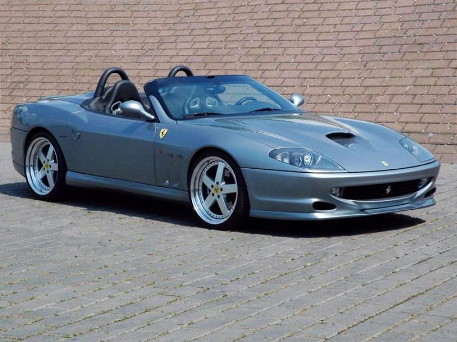 Ferrari 550 Barchetta by Imola Racing
